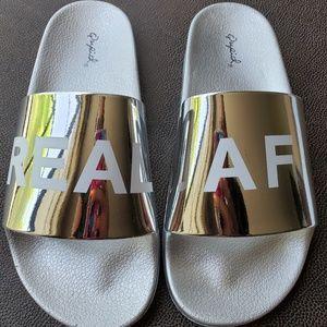 Real AF slides